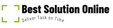 Best Solution Online